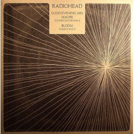 "RADIOHEAD : 12""EP Good Evening Mrs Magpie"