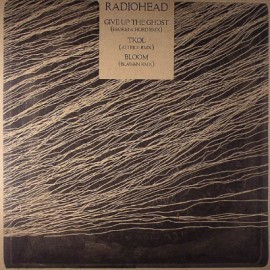 "RADIOHEAD : 12""EP Give Up The Ghost"