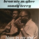 TERRY Sonny & MC GHEE Brownie : LP Blues In My Soul