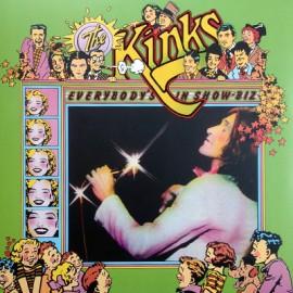 KINKS (the) : LPx3 Everybody's In Show-Biz