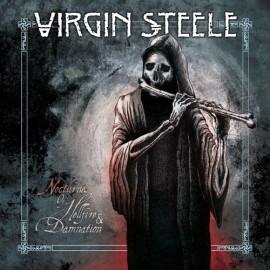 VIRGIN STEELE : LPx2 Nocturnes Of Hellfire & Damnation