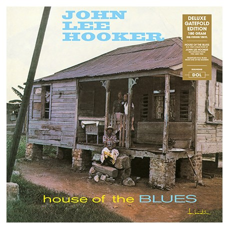 JOHN LEE HOOKER : LP House Of The Blues
