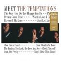 TEMPTATIONS (the) : LP Meet The Temptations