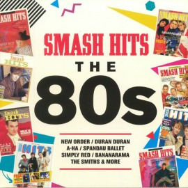 VARIOUS : LPx2 Smash Hits The 80s