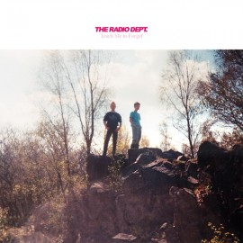 RADIO DEPT. (the) : CDEP Teach Me To Forget
