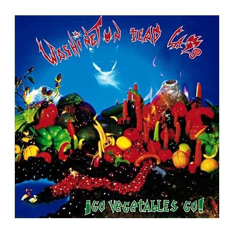WASHINGTON DEAD CATS : CD Go Vegetables Go