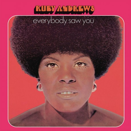 ANDREWS Ruby : LP Everybody Saw You