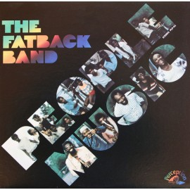 FATBACK BAND (the) : LP People Music