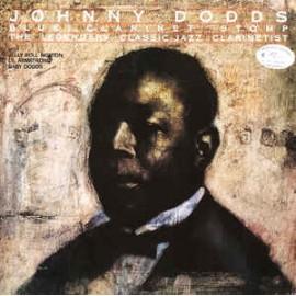 DODDS Johnny : LP Blue Clarinet Stomp