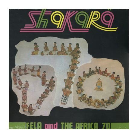 FELA KUTI & HIS AFRICA 70 : LP Shakara