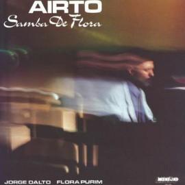 MOREIRA Airto : LP Samba De Flora