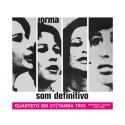 QUARTETO EM CY / TAMBA TRIO : LP Som Definitivo