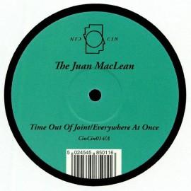 "SPLIT 12""EP JUAN MACLEAN (the) / ZOMBIES IN MIAMI"