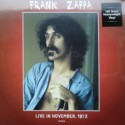 ZAPPA Frank : LP Live In November, 1973