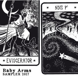 BABY ARMS : CDR Sampler 2017