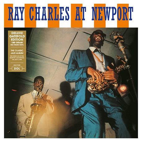 CHARLES Ray : LP Ray Charles At Newport