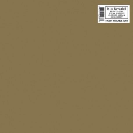 PRINCE LASHA / SIMMONS Sonny / JORDAN Clifford / DON CHERRY : LP It Is Revealed