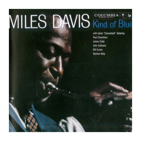 2nd HAND / OCCAS : MILES DAVIS : CD Kind Of Blue