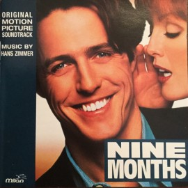ZIMMER Hans : CD Nine Months