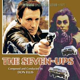 ELLIS Don / MANDEL Johnny : CD The Seven-Ups