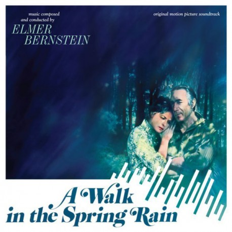 BERNSTEIN Elmer : CD A Walk In The Spring Rain
