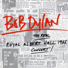DYLAN Bob : CDx2 The Real Royal Albert Hall 1966 Concert!