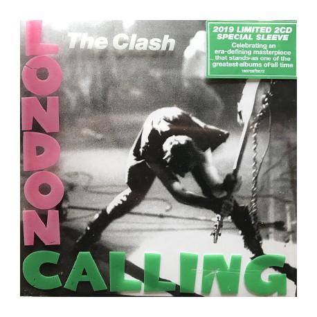CLASH (the) : CDx2 London Calling