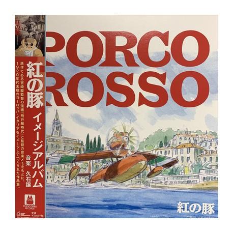 HISAISHI Joe : LP Porco Rosso : Image Album