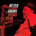 DEXTER GORDON : LP A Swingin' Affair