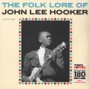 JOHN LEE HOOKER : LP The Folk Lore Of John Lee Hooker