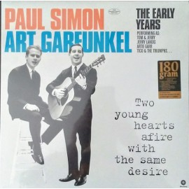 SIMON & GARFUNKEL : LP The Early Years