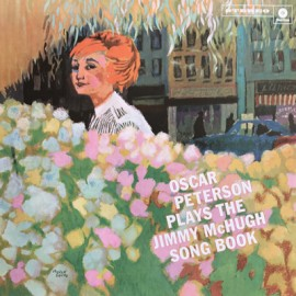 PETERSON Oscar : LP Oscar Peterson Plays The Jimmy McHugh Song Book