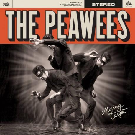PEAWEES (the) : LP Moving Target