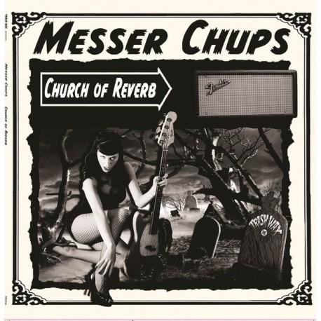 MESSER CHUPS : LP Church Of Reverb