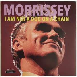 MORRISSEY : LP I Am Not A Dog On A Chain (red)