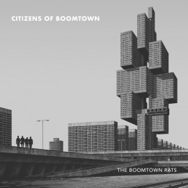 BOOMTOWN RATS (the) : LP Citizens Of Boomtown (gold)