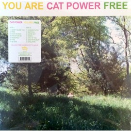 CAT POWER : LP You Are Free