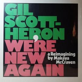SCOTT-HERON Gil / McCRAVEN Makaya : LPx2 We're New Again (A Reimagining By Makaya McCraven)