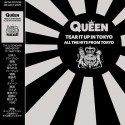QUEEN : LP Tear It Up In Tokyo - All The Hits From Tokyo