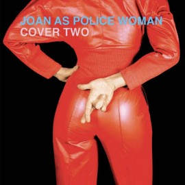 JOAN AS POLICE WOMAN : LP Cover Two (red)