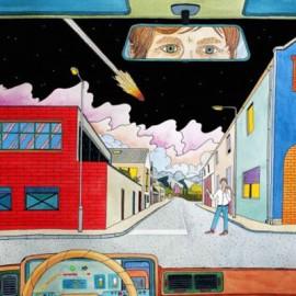 RICKY HOLLYWOOD : LP Le Sens Du Sens