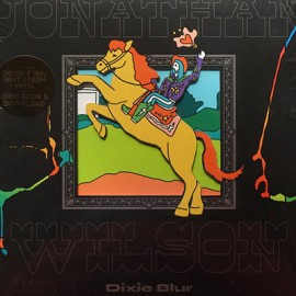 WILSON Jonathan : LPx2 Dixie Blur