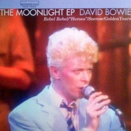 BOWIE David : The Moonlight Ep
