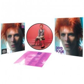 BOWIE David : LP Picture Space Oddity