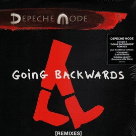 "DEPECHE MODE : 12""EPx2 Going Backwards [Remixes]"