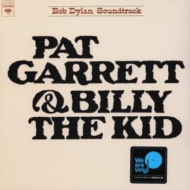 DYLAN Bob : LP Pat Garrett & Billy The Kid