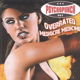 PSYCHOPUNCH : Overrated