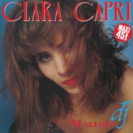 "CLARA CAPRI : 12""EP Maudit DJ"