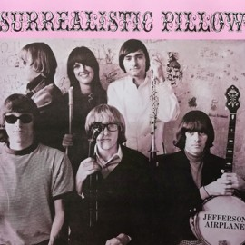 JEFFERSON AIRPLANE : LP Surrealistic Pillow