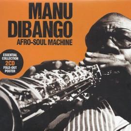 DIBANGO Manu : CDx2 Afro-Soul Machine